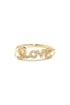 Love Ya Lots Gold Rhinestone Ring at Lulus.com!