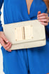 Launch Pad Taupe Clutch at Lulus.com!