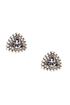 Queen of the Castle Pearl and Rhinestone Earrings at Lulus.com!