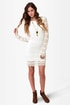 Black Sheep Tasha Ivory Lace Dress