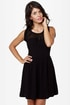 BB Dakota by Jack Vickie Black Dress