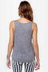 Billabong Amour Amour Grey Tank Top