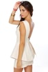 Structure-y Goods Ivory Dress