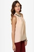 Game of Stones Blush Rhinestone Top