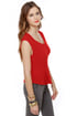 Teacher\'s Pep Red Top