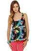 Volcom Girl Crush Print Tank Top