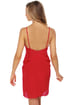 Midnight Soiree Red Dress