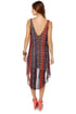 Hip to be Square Tribal Print Dress