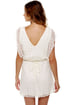Lucy Love Lace Villa White Lace Dress