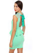 Charmed and Dangerous Mint Green Dress