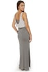 Concept Shop Grey Maxi Dress