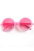 Specs in the City Pink Sunglasses