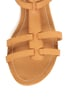 Bamboo Sherin 02 Natural Tan Gladiator Sandals