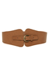The Bold West Vegan Leather Belt