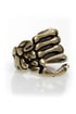 Best Crypt Secret Gold Skeleton Ring