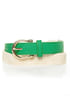 Yacht Rock Woven Green Belt