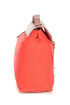 Ne-Ongoing News Blush and Neon Coral Handbag