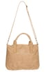 Sharp Attack Nude Handbag