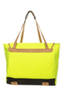 Rocky Mountain Highlighter Neon Yellow Tote