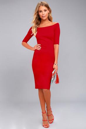 Red Dresses Short Long Red Dresses Lulus