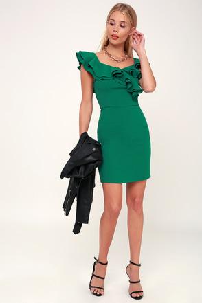Green Dresses Green Prom Dress Green Bridesmaid Dress