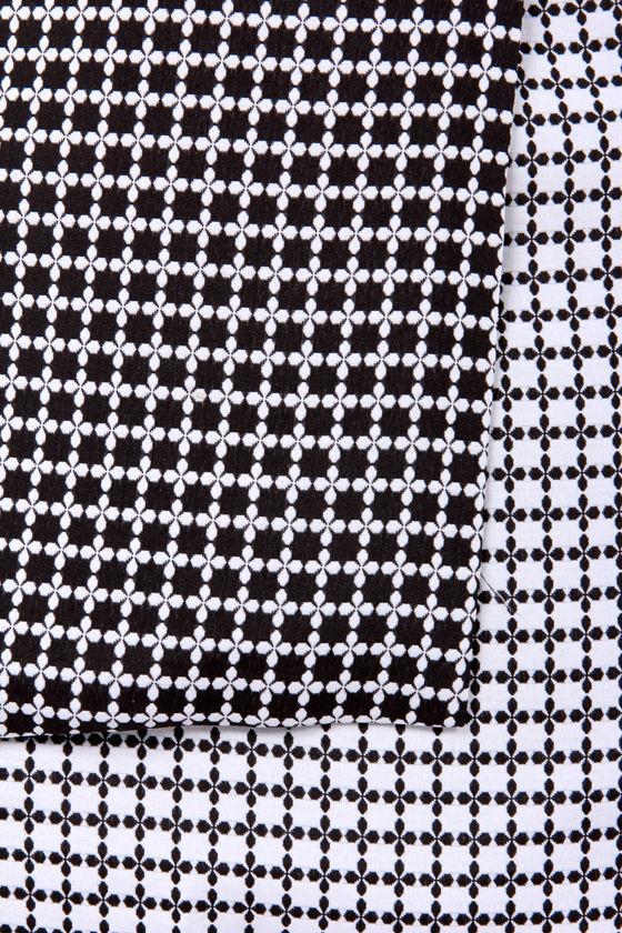 Cute envelope skirt black and white skirt floral print skirt mon petit fleur black and white floral print envelope skirt mightylinksfo