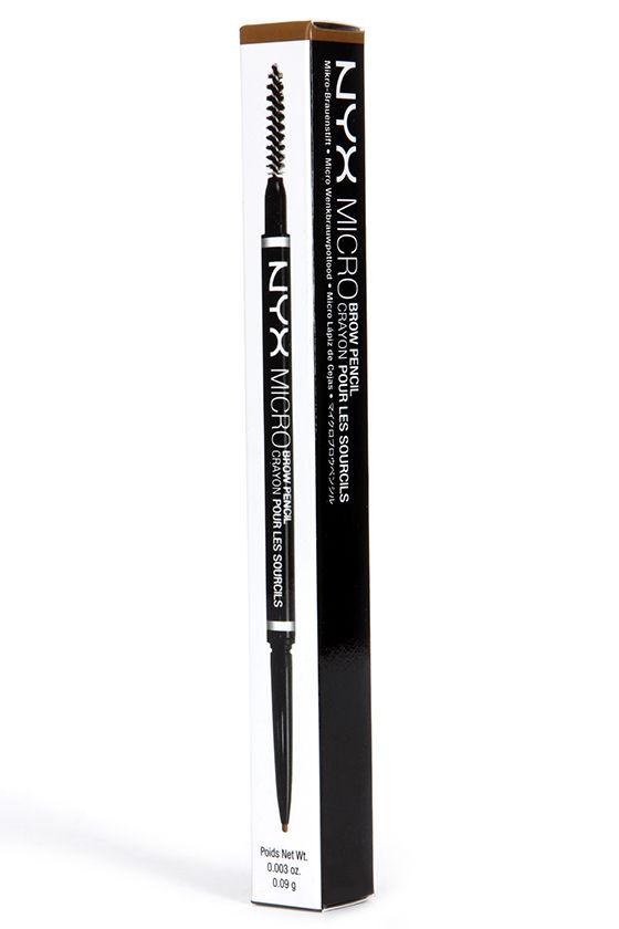 Nyx Micro Brow Pencil Auburn Eyebrow Pencil Brow Pencil 1000