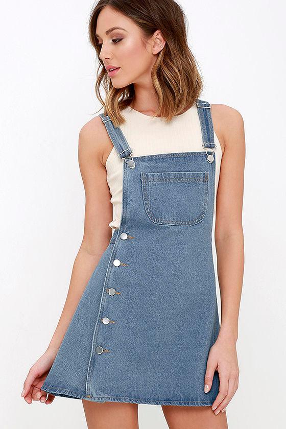 Image result for overalls dress