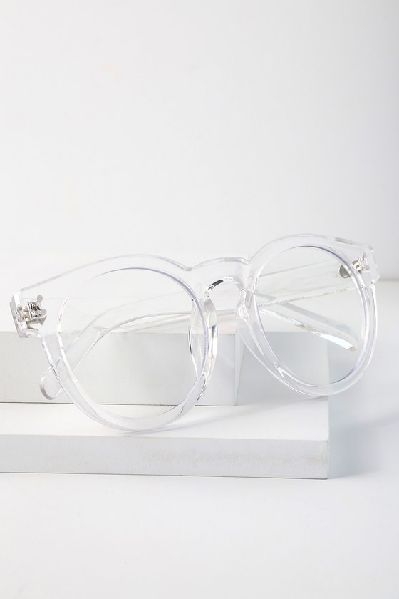 Perverse Jenni Glasses - Clear Glasses - Glasses Frame