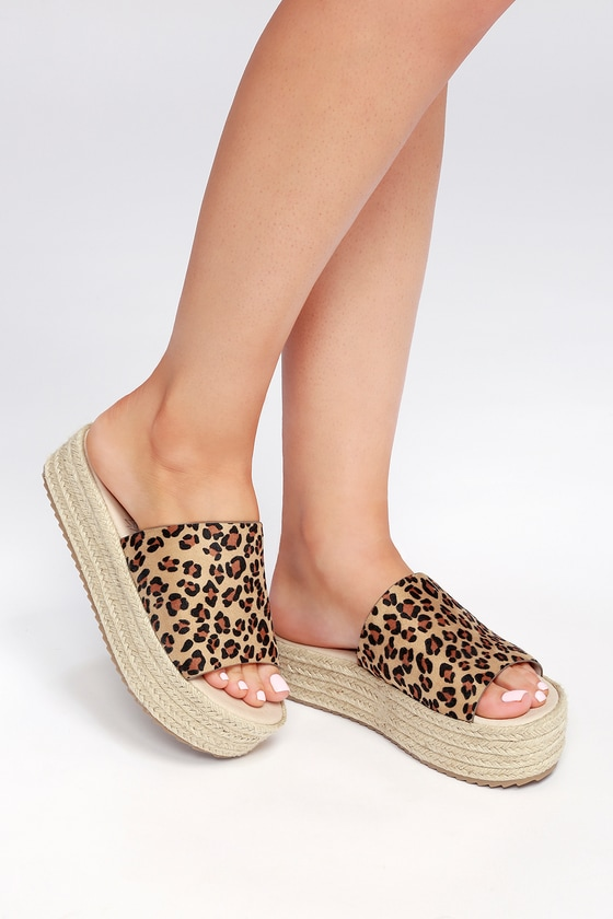Leopard Print Zebra Print And Animal Print Shoes For Women