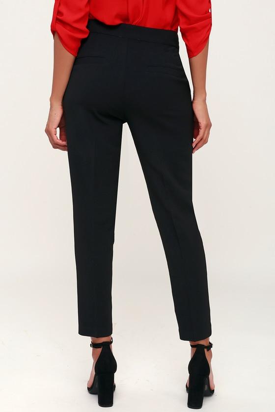 Nicolet Black Trouser Pants 2