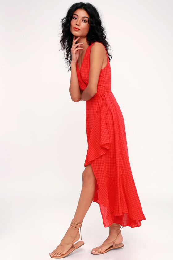Red Dresses | Lulus.com