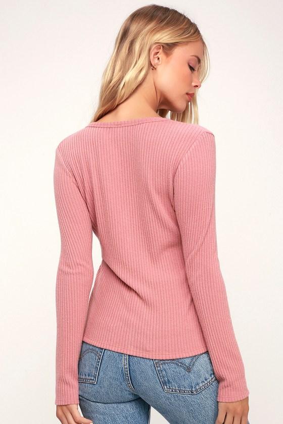 Cute Blush Pink Sweater Cardigan Sweater Pink Cardigan