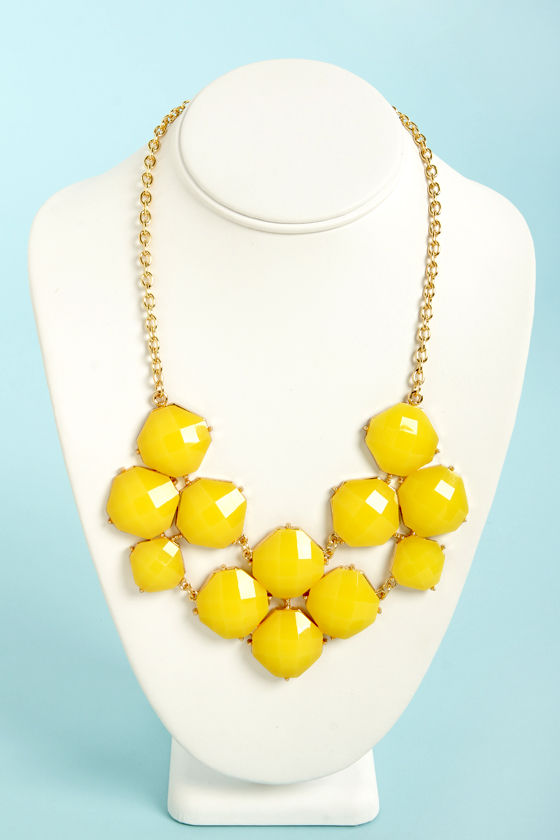 Enjoy free shipping and easy returns every day at Kohl's. Find great deals on Yellow Necklaces at Kohl's today!