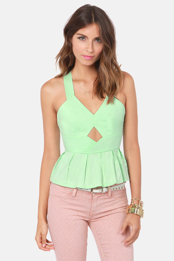 #AWTBLSL - Sleeveless Solid & Printed Peplum Top For Women With Plus Size. LaClef Women's Round Neck 3/4 Sleeve Front Pleat Peplum Maternity Top. by LaClef. $ $ 22 99 Prime. extender knotted mint green 3x half workout top blouse for women TOPUNDER Womens Casual Loose Tops Chiffon Shirt Short Tulip Sleeve Blouse by. by TOPUNDER.