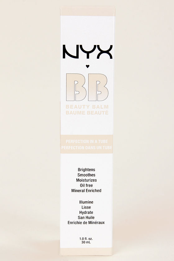 NYX BB Cream Nude Beauty Balm at Lulus.com!