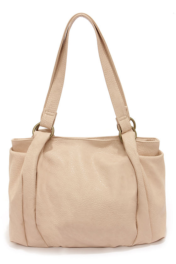 O'Neill Elaine Light Beige Handbag at Lulus.com!