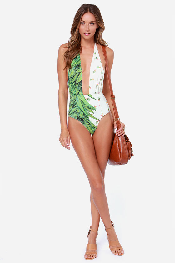 266e853c759 Private Arts Waikiki Swimsuit - One Piece Swimsuit - $127.00