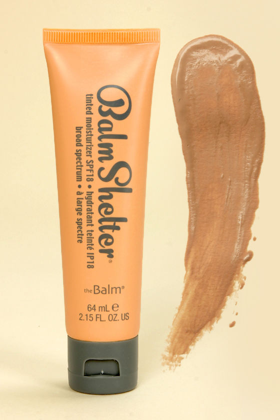 BalmShelter Tinted Moisturizer by theBalm #20