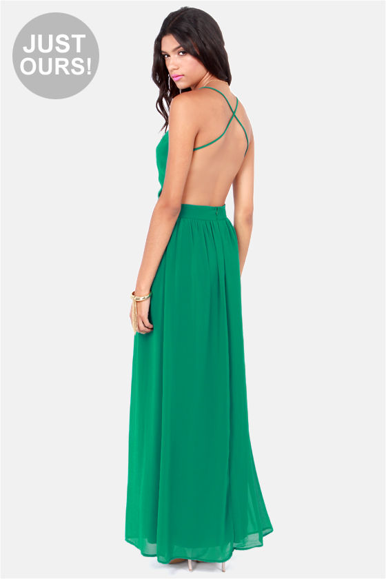 Emerald Green Dresses