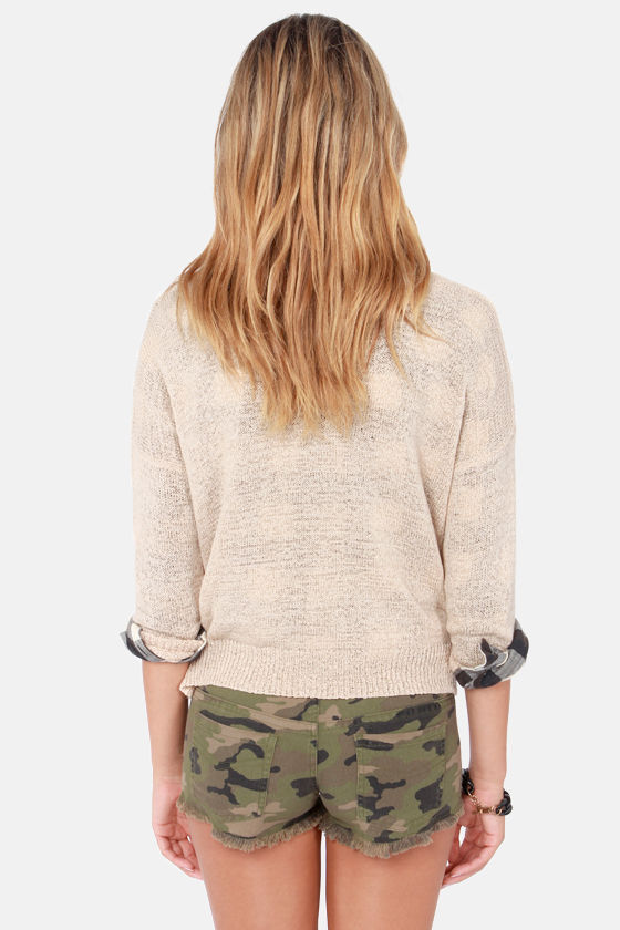O'Neill Sunday Camo Print Shorts at Lulus.com!