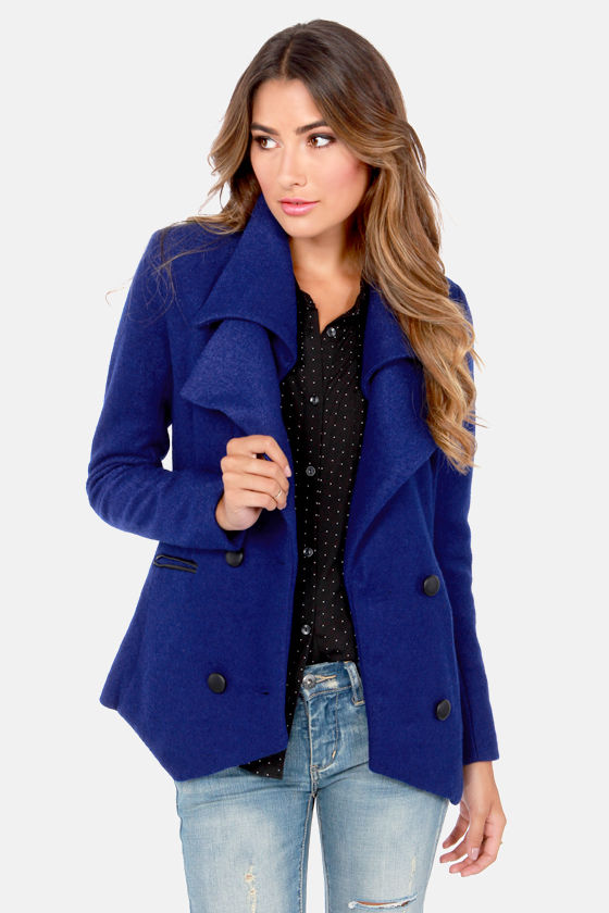 Buy the latest blue pea coat cheap shop fashion style with free shipping, and check out our daily updated new arrival blue pea coat at thrushop-06mq49hz.ga