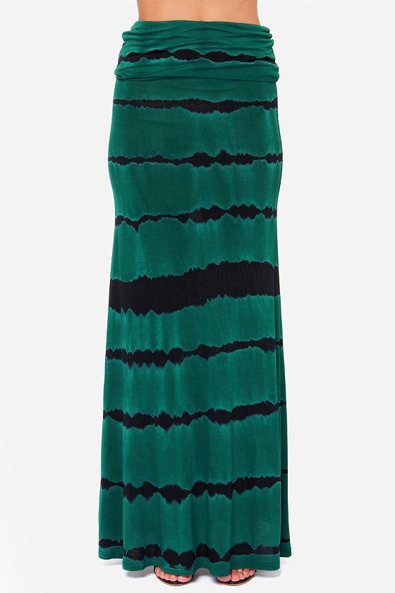 billabong better than this green skirt tie dye