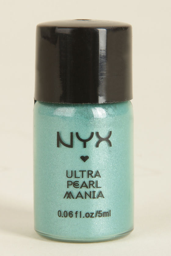 NYX Turquoise Loose Pearl Eye Shadow at Lulus.com!