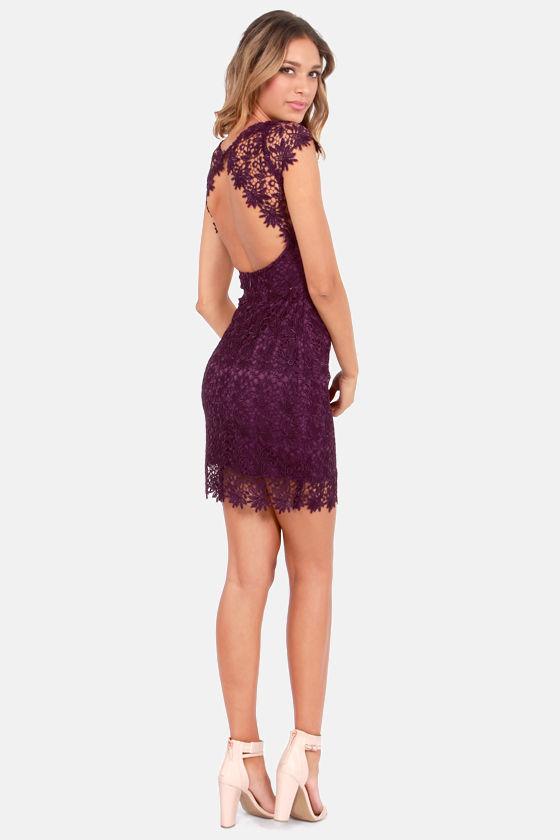 Rubber Ducky Dress Purple Dress Lace Dress 137 00