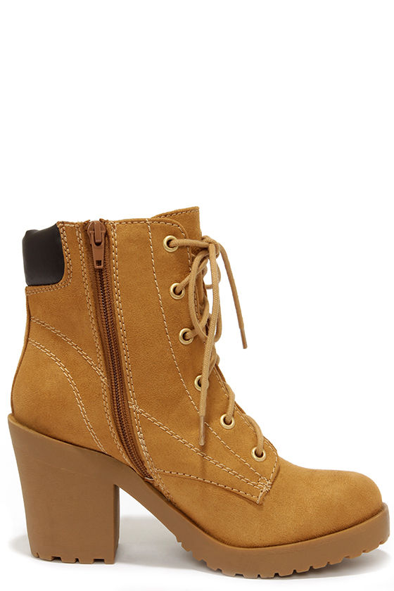 Find high heel construction boots at ShopStyle. Shop the latest collection of high heel construction boots from the most popular stores - all in one.