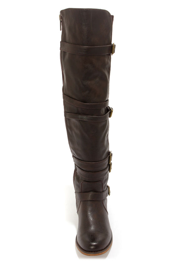 Brown Women's Boots: Find the latest styles of Shoes from theotherqi.cf Your Online Women's Shoes Store! Journee Collection Women's 'Charming' Regular and Wide-calf Knee-high Riding Boot. Reviews. SALE. Quick View. Sale $ Journee Collection Women's Maya Faux Suede Regular and Wide Calf Over-the-Knee Boots. 28 Reviews.