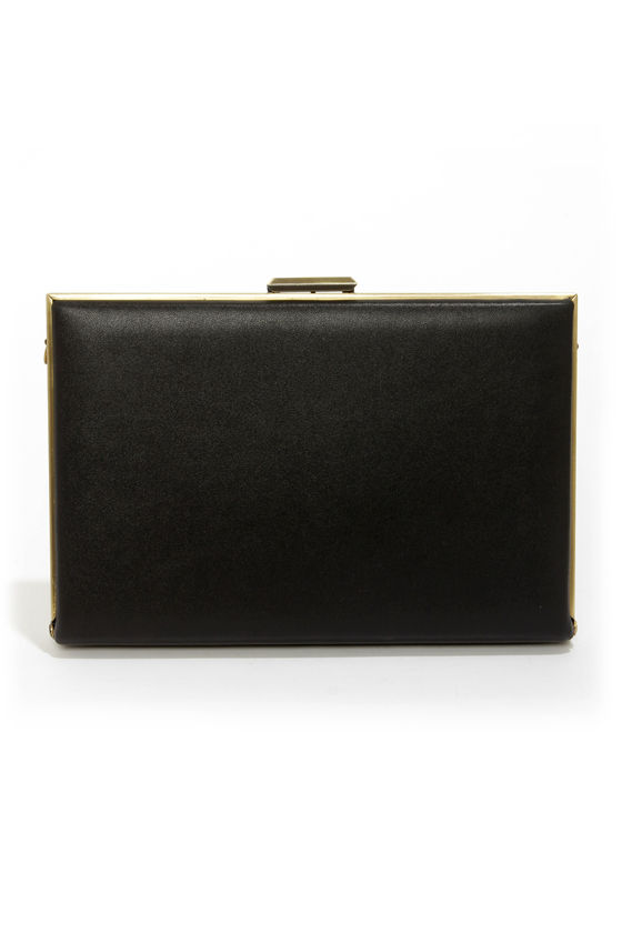 Beat-Box Champion Black Clutch at Lulus.com!