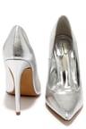 a3ab0822dc9f ... Pretty Silver Pumps Pointed Pumps Silver Heels 34 00 Click Your Heels  Silver Pointed Pumps Source · Silver Rivet High Heels Platform Pumps Heelscn