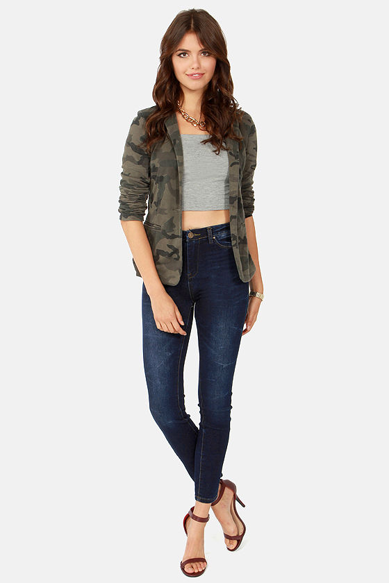 Blank NYC Hoarder Jeans - Skinny Jeans - High-Waisted Jeans - $88.00
